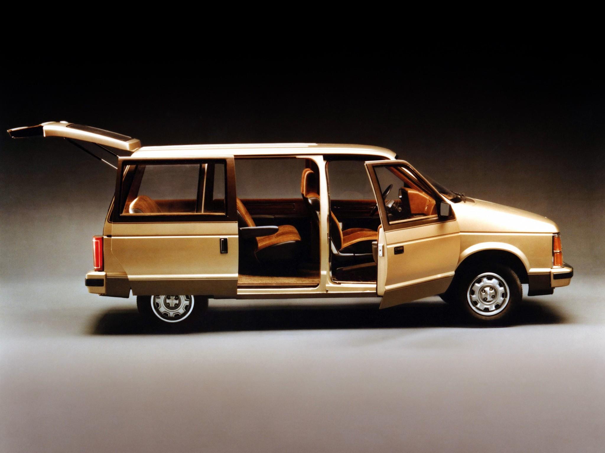 Dodge Caravan Specs Photos 1983 1984 1985 1986 1987 1988 1989 1990 Autoevolution