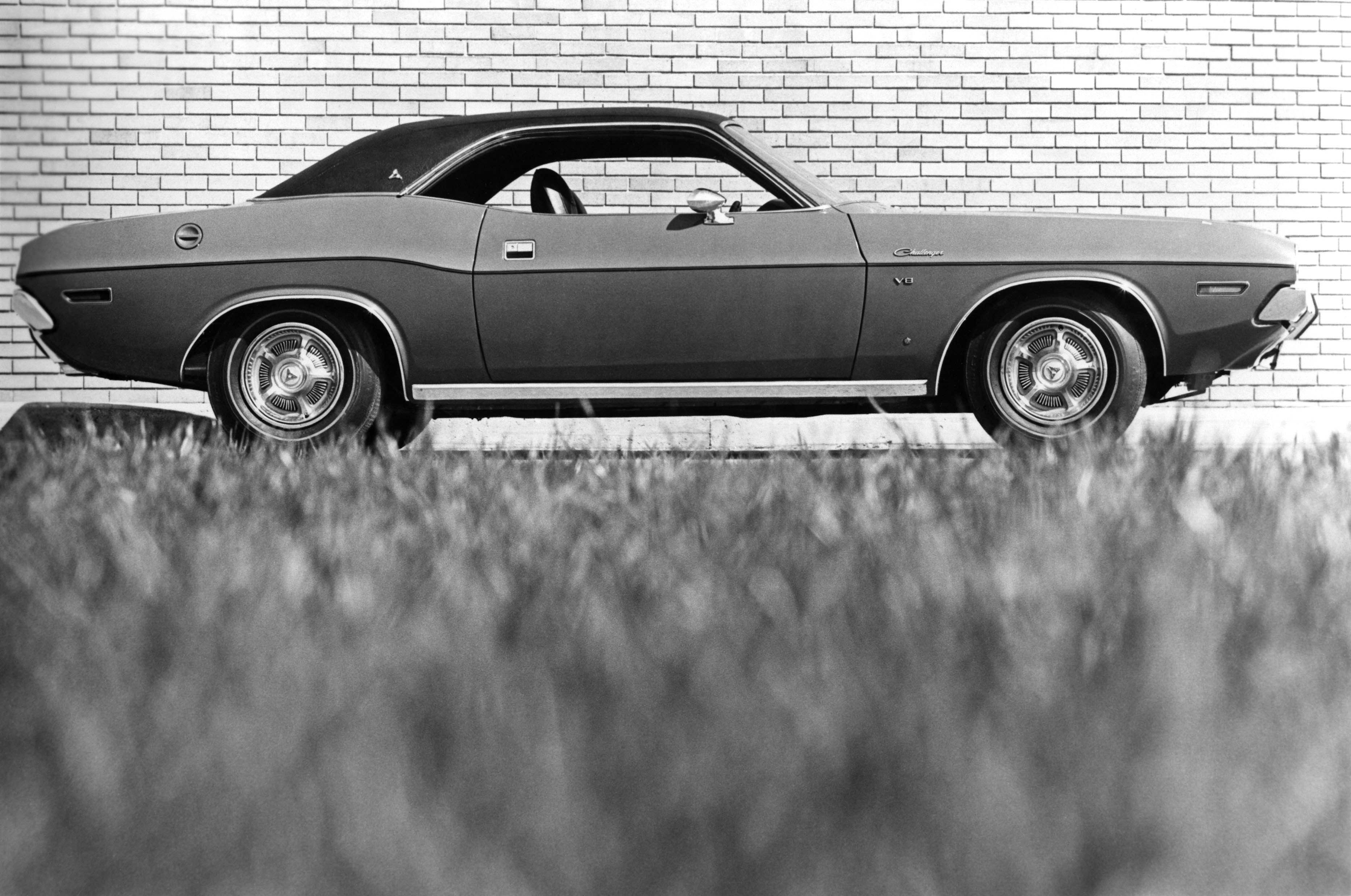 Dodge Challenger on 1970 Dodge Challenger