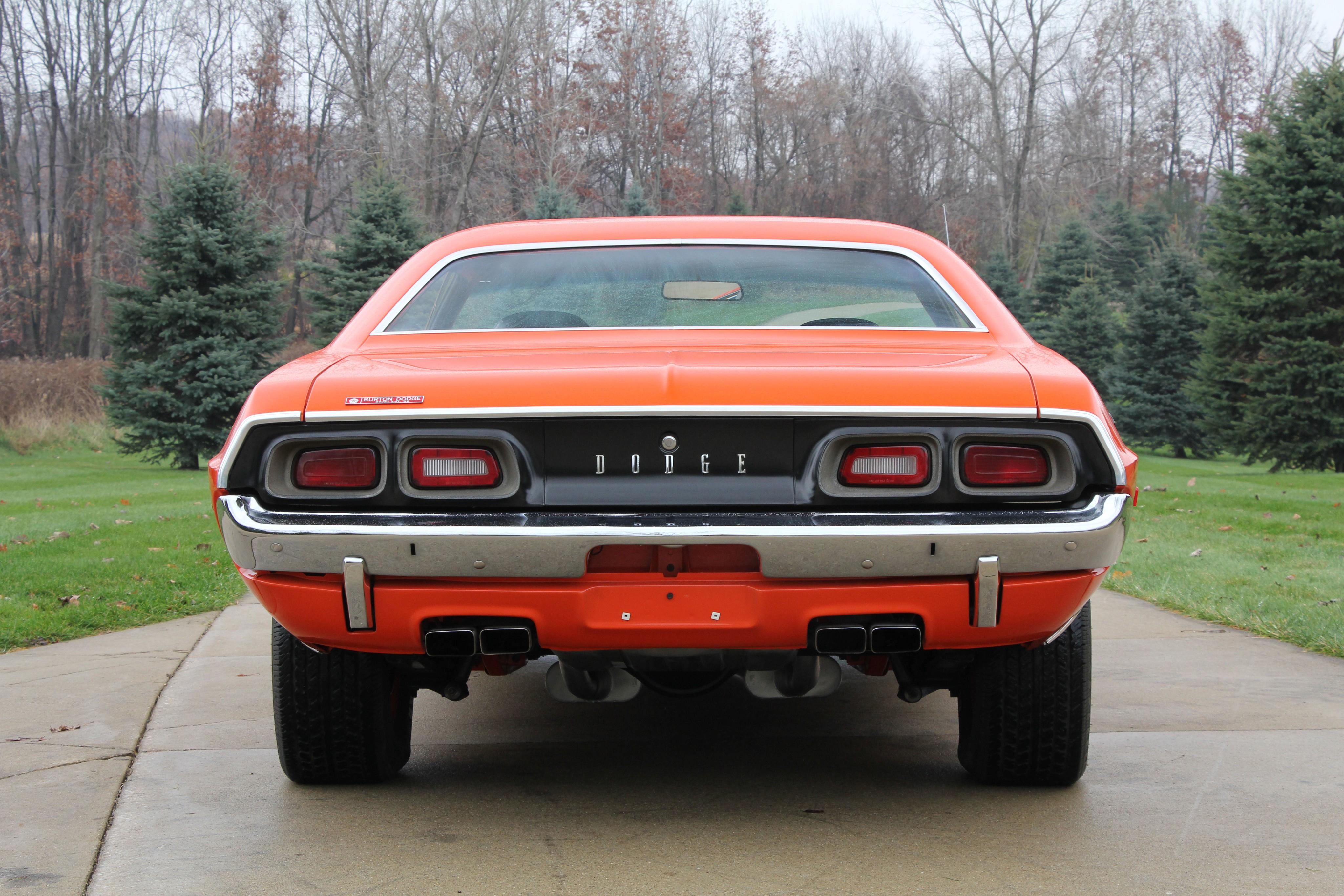 Dodge Challenger Specs 1969 1970 1971 1972 1973