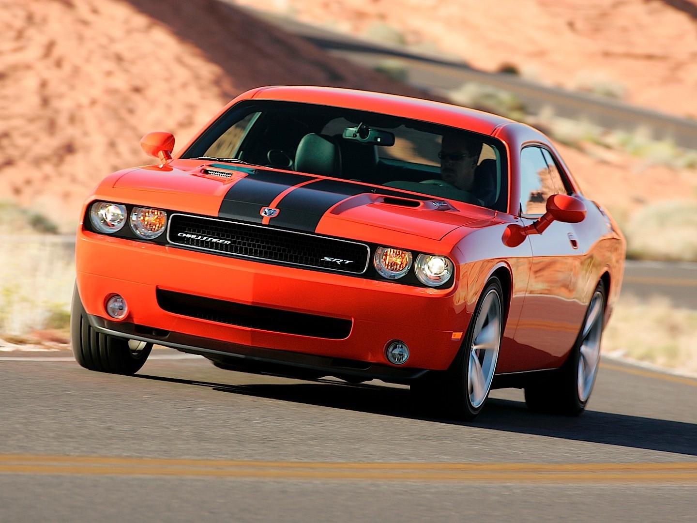 DODGE Challenger SRT8 specs - 2008, 2009, 2010, 2011, 2012, 2013 ...