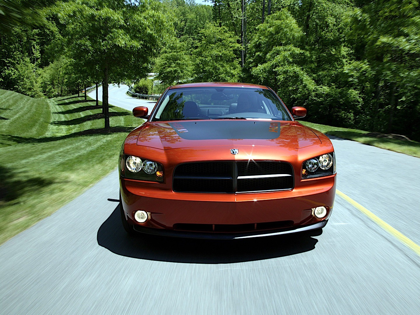 dodge charger specs - 2005, 2006, 2007, 2008, 2009, 2010