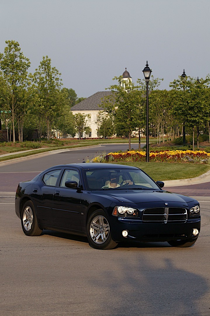 2006 Dodge Charger Rt: DODGE Charger Specs & Photos