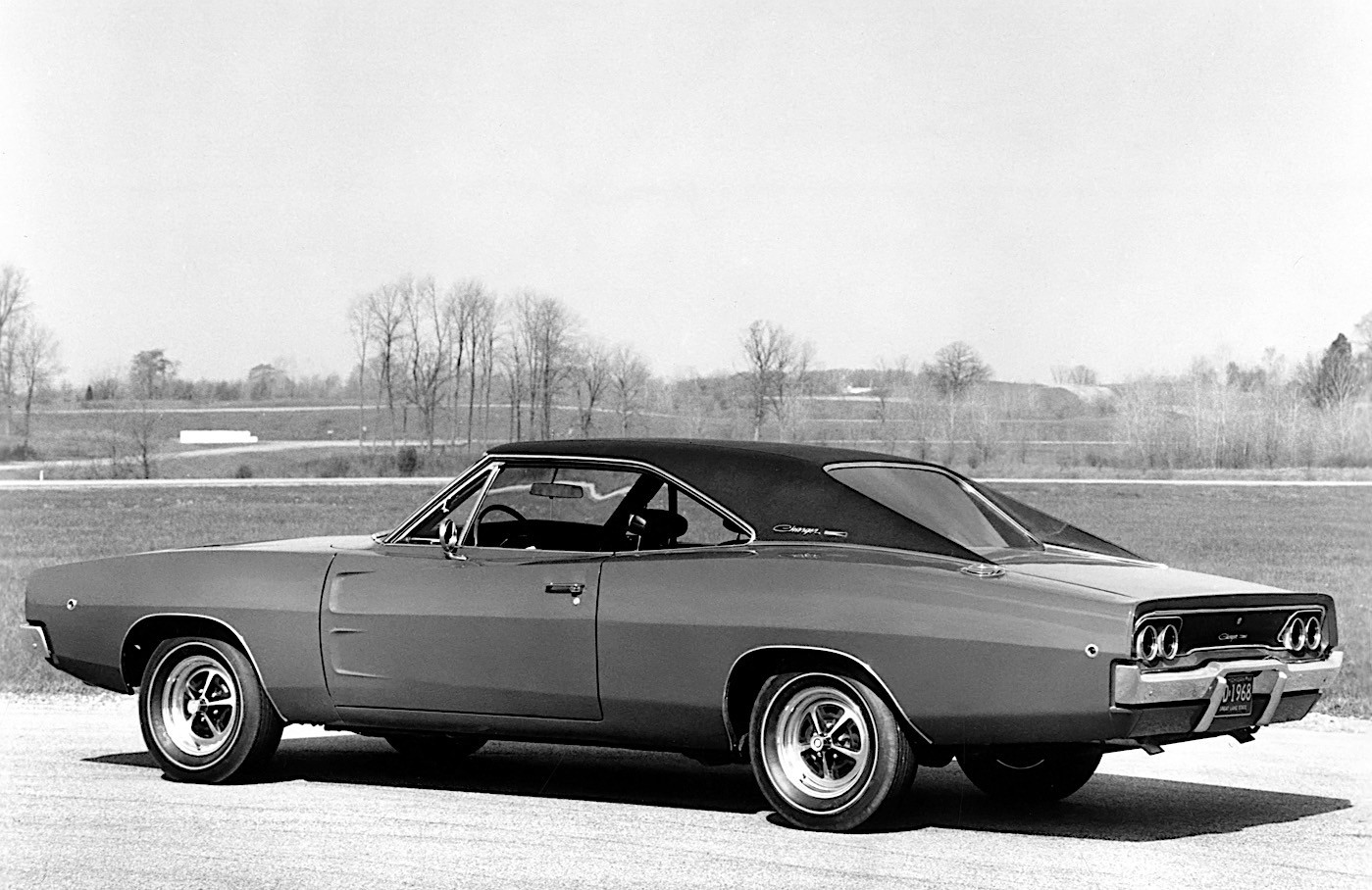 charger dodge 1968 1970 woods abandoned early found gift christmas autoevolution 1969 specs cars 2244
