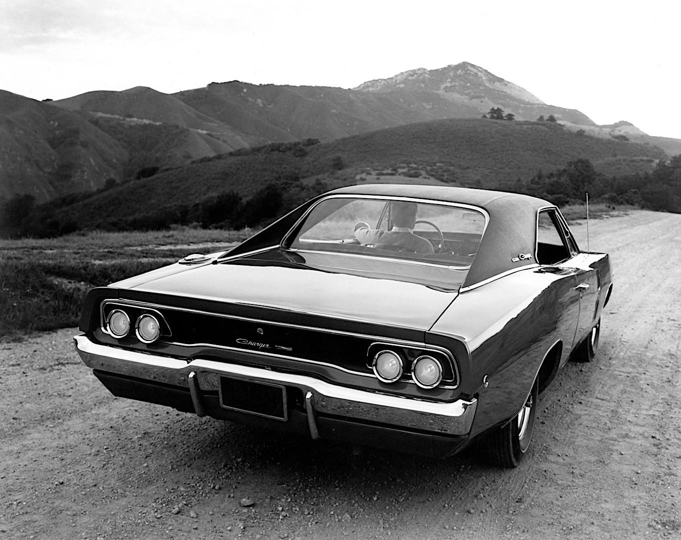 DODGE Charger specs & photos - 1968, 1969, 1970 ...