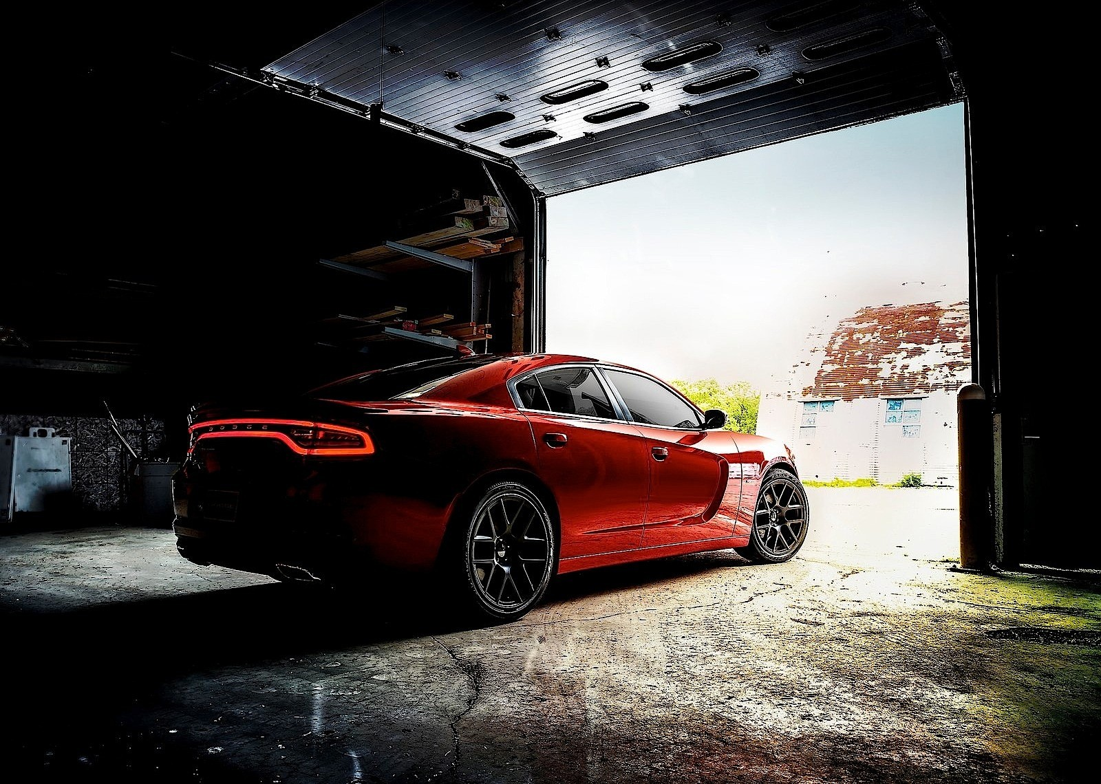 Dodge Charger 2015 2016 2017 Autoevolution