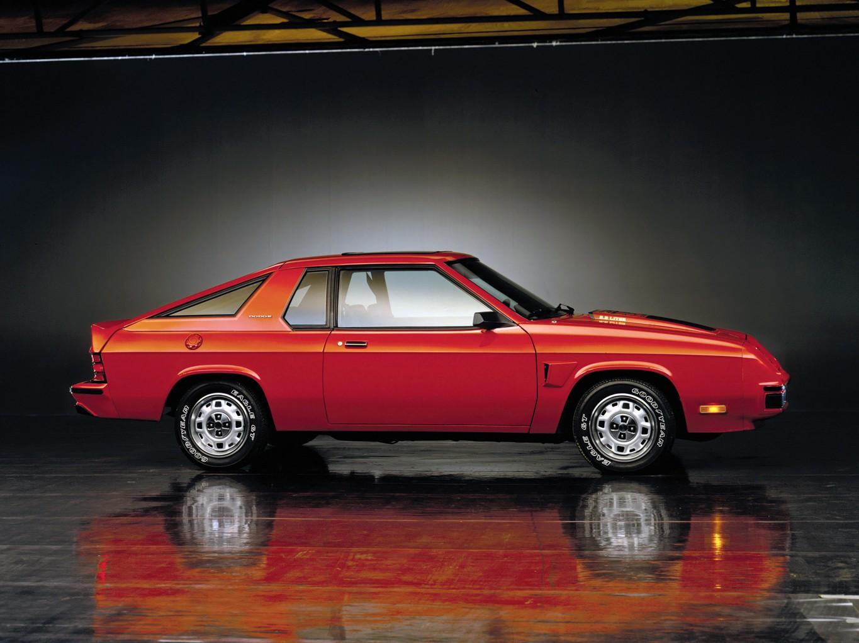 Dodge Charger on 1982 Dodge 2 Door