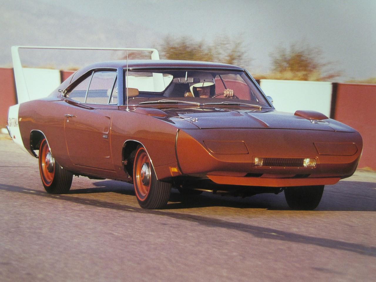 DODGE Charger Daytona specs & photos - 1969 - autoevolution