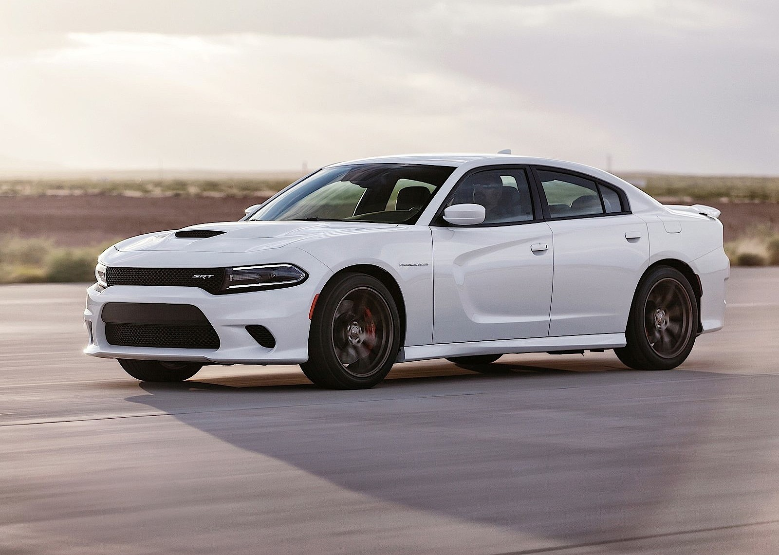 For 2015, the Dodge Charger seventh generation model got the new SRT
