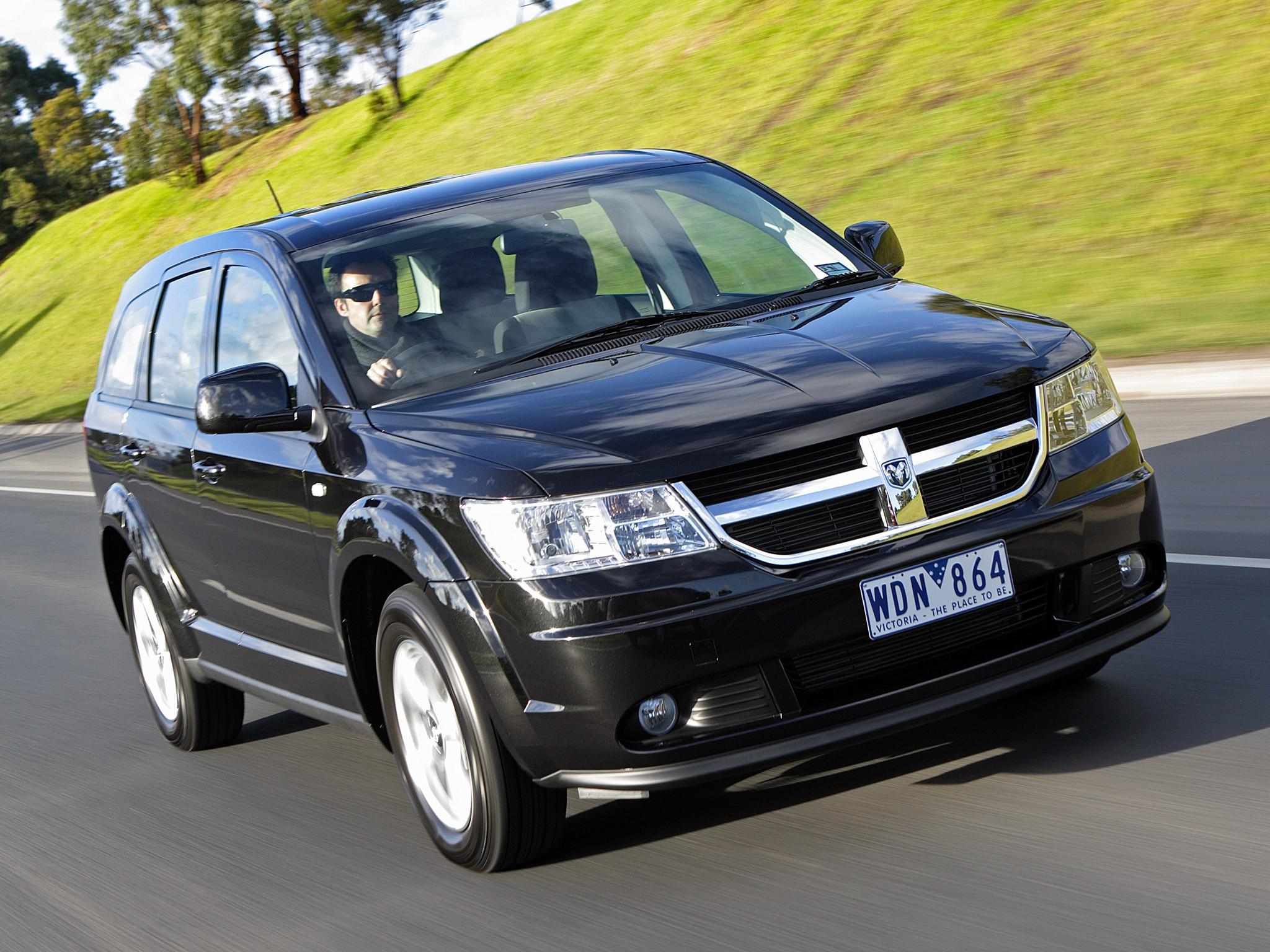2008 Dodge Charger Sxt >> DODGE Journey specs & photos - 2008, 2009, 2010, 2011 - autoevolution