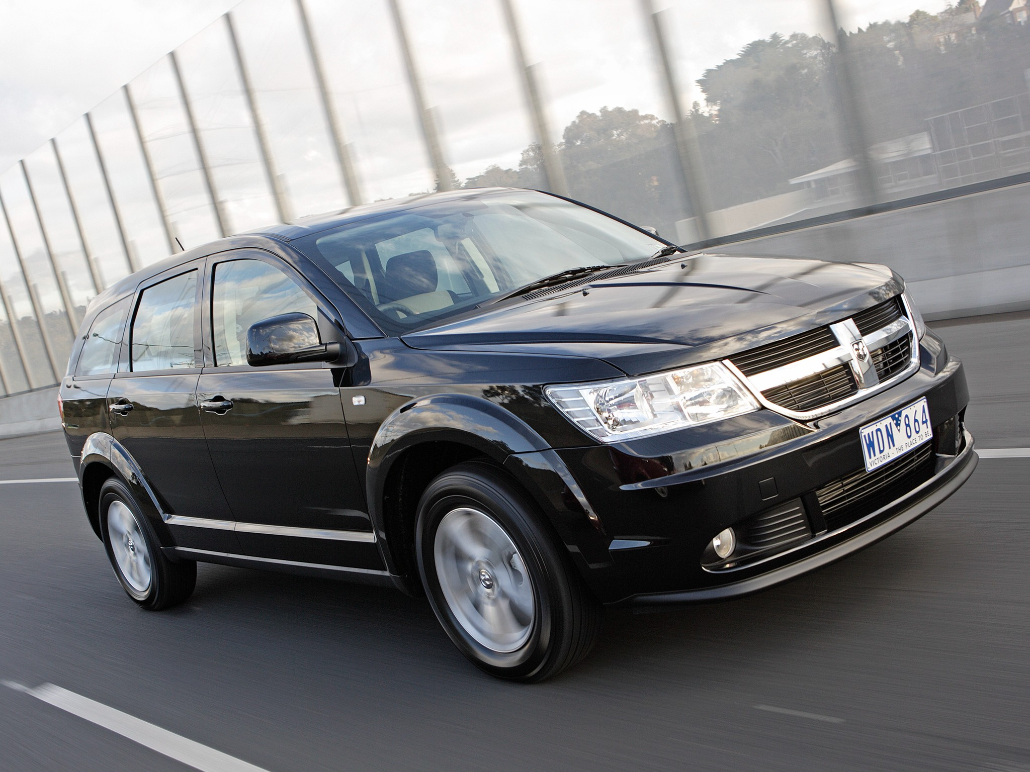 DODGE Journey - 2008, 2009, 2010, 2011 - autoevolution