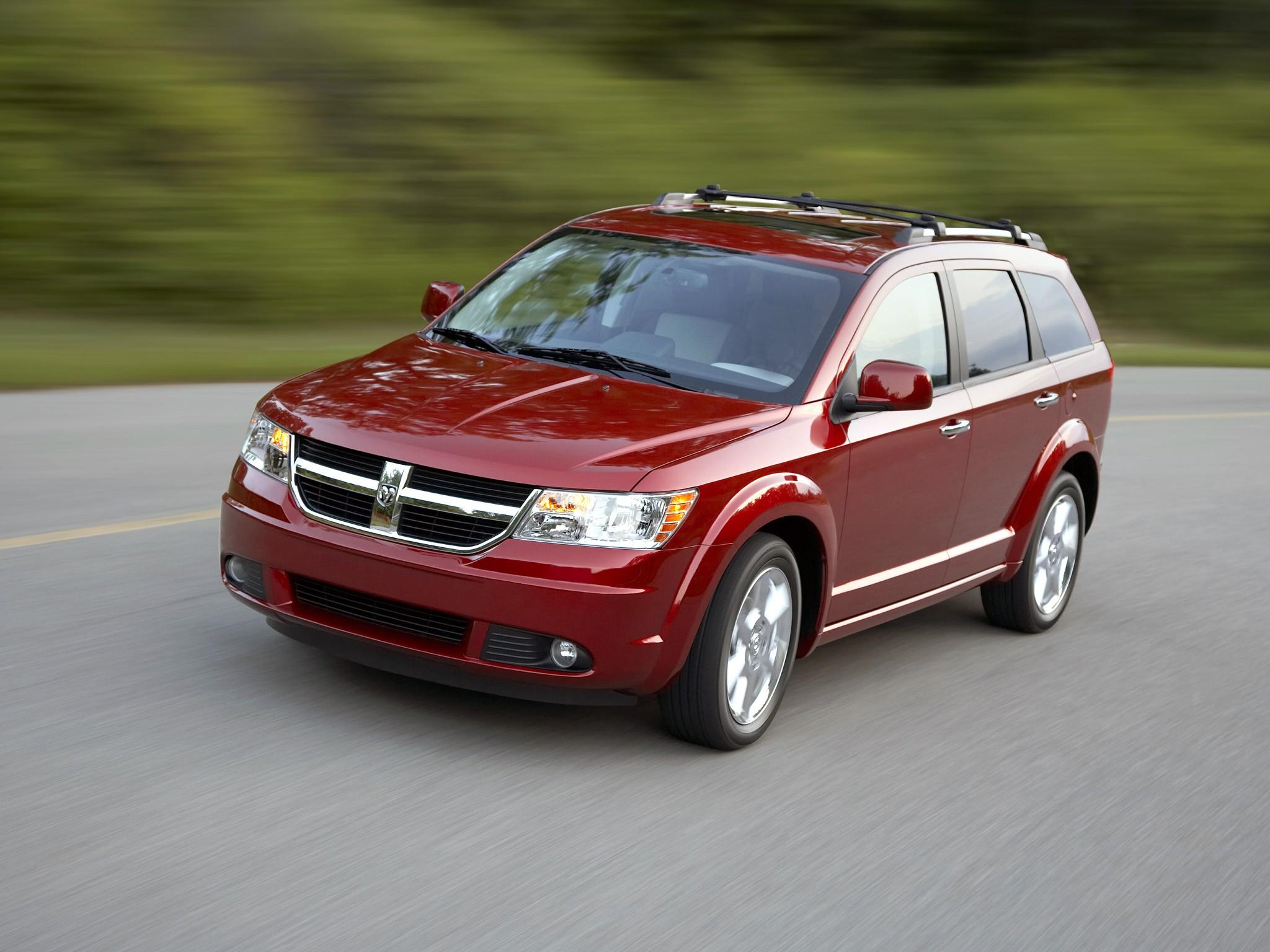 Dodge Journey Off Road >> DODGE Journey - 2008, 2009, 2010, 2011 - autoevolution