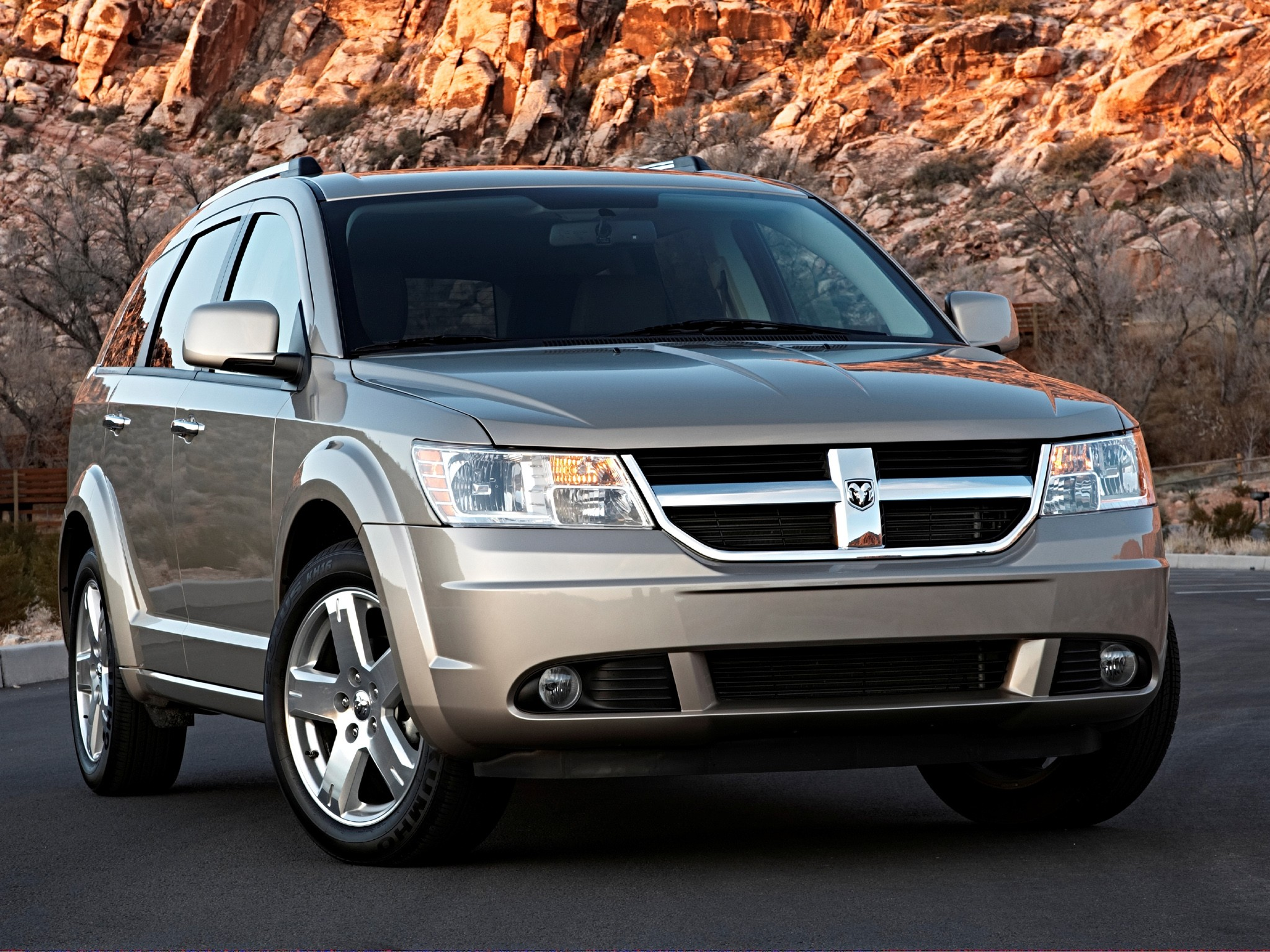 Dodge Journey on 2009 Dodge Durango