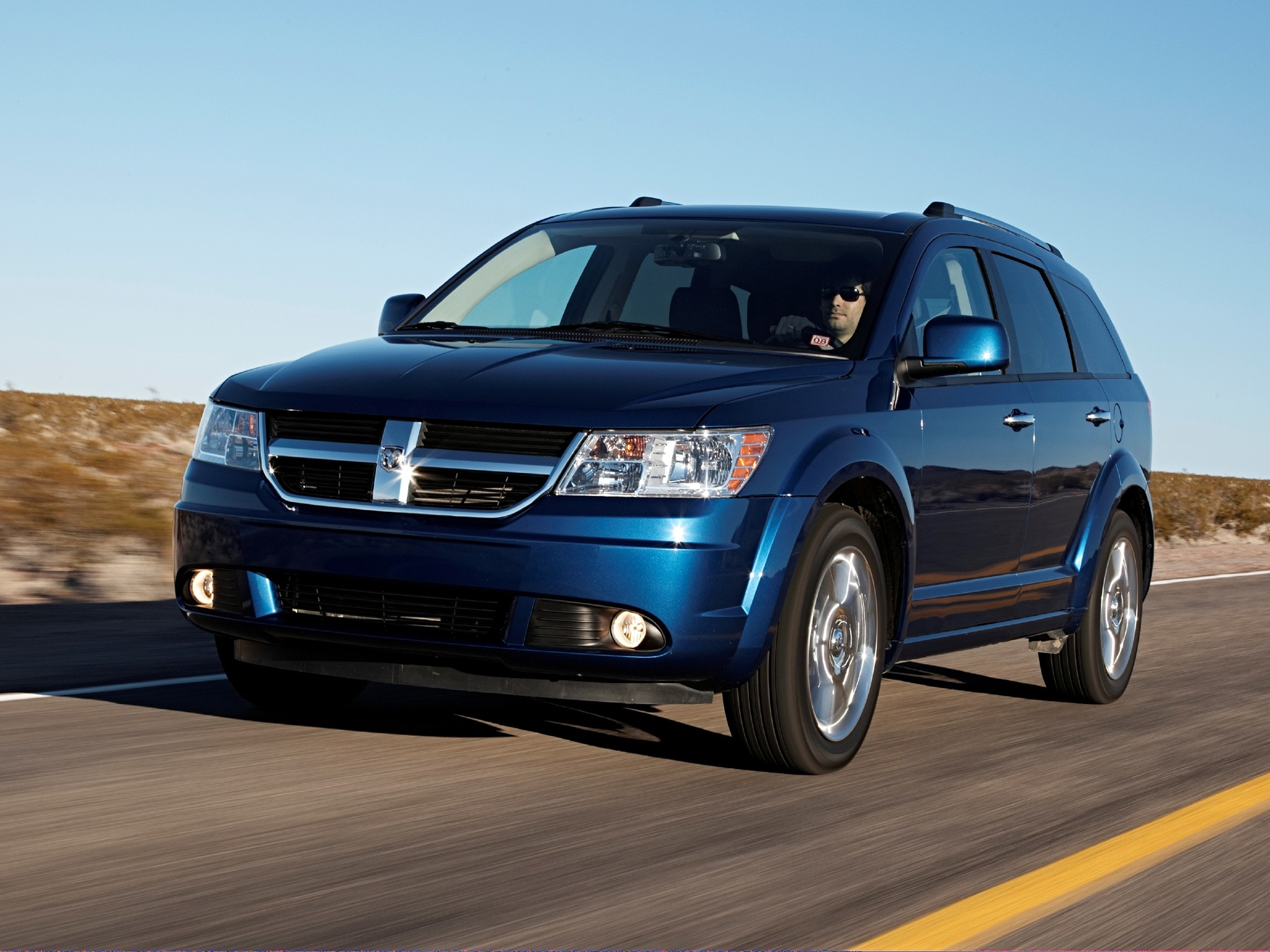 Dodge Journey on 2010 Dodge Durango