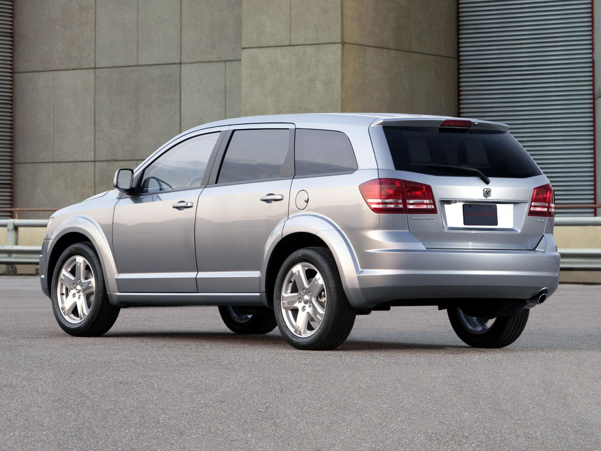 Dodge Journey - 2008  2009  2010  2011