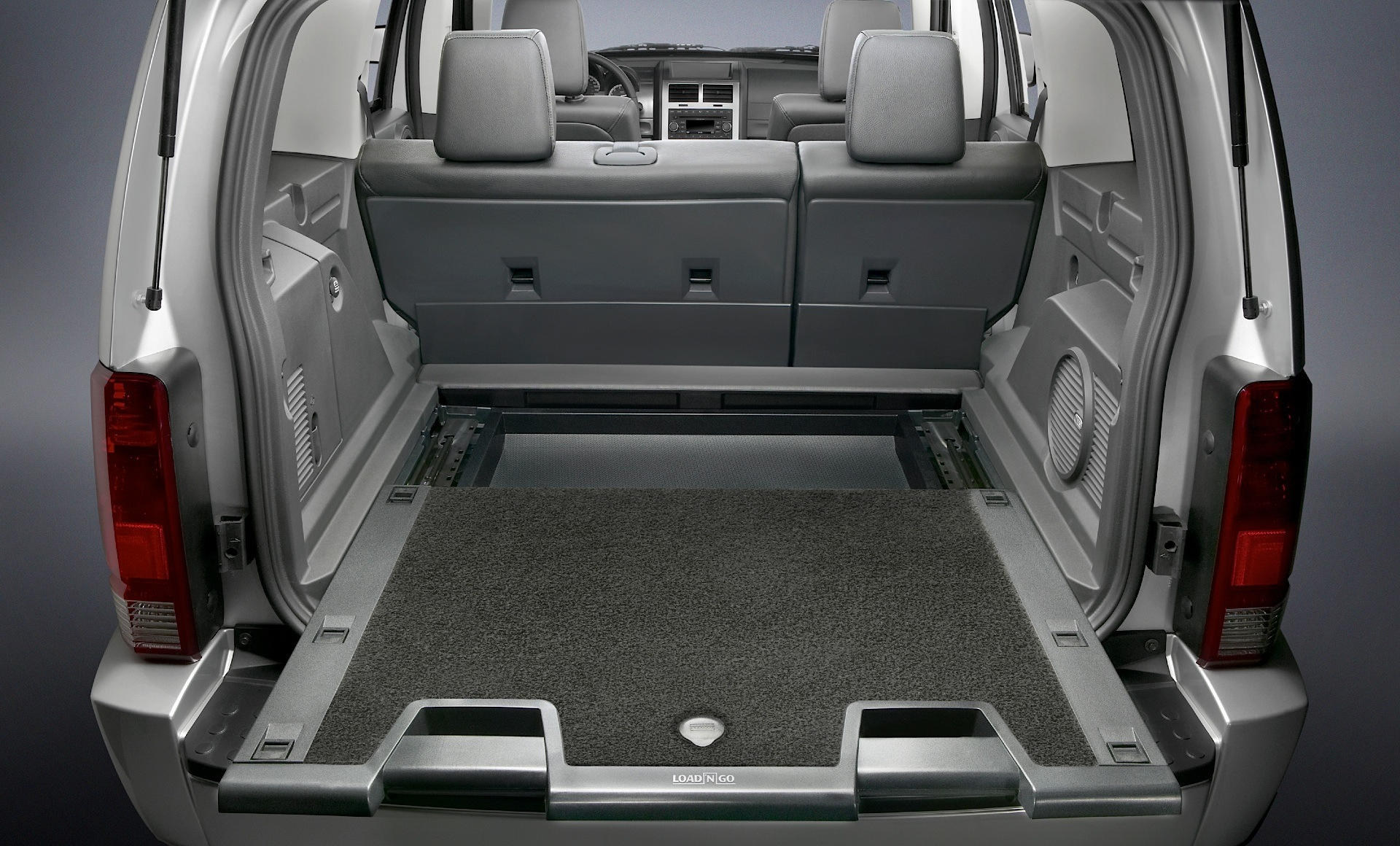 Dodge nitro 2006 2007 2008 2009 2010 2011 2012 autoevolution
