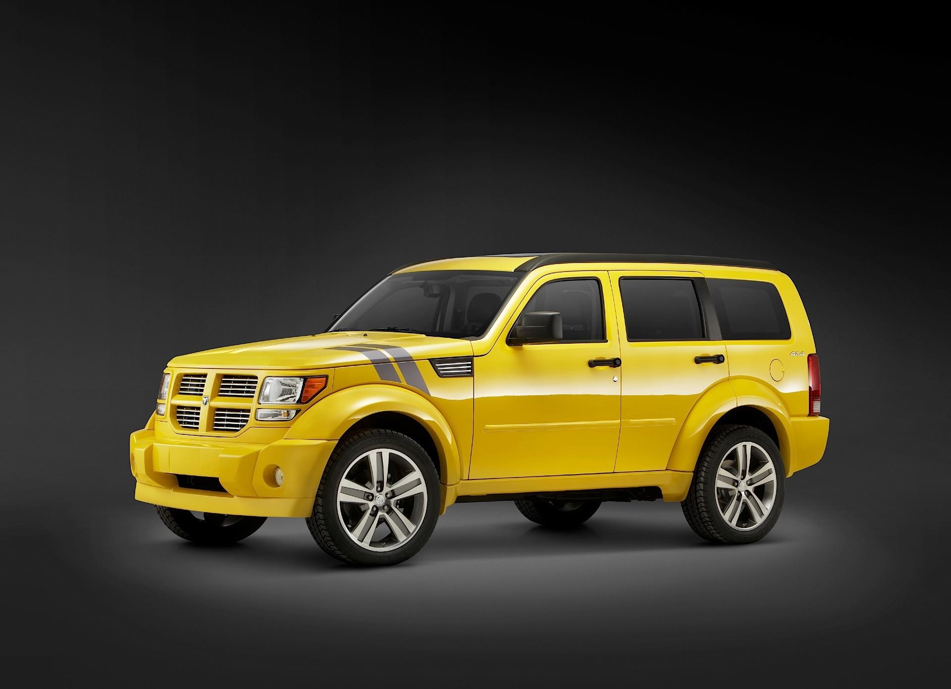 Dodge Nitro Specs 2006 2007 2008 2009 2010 2011