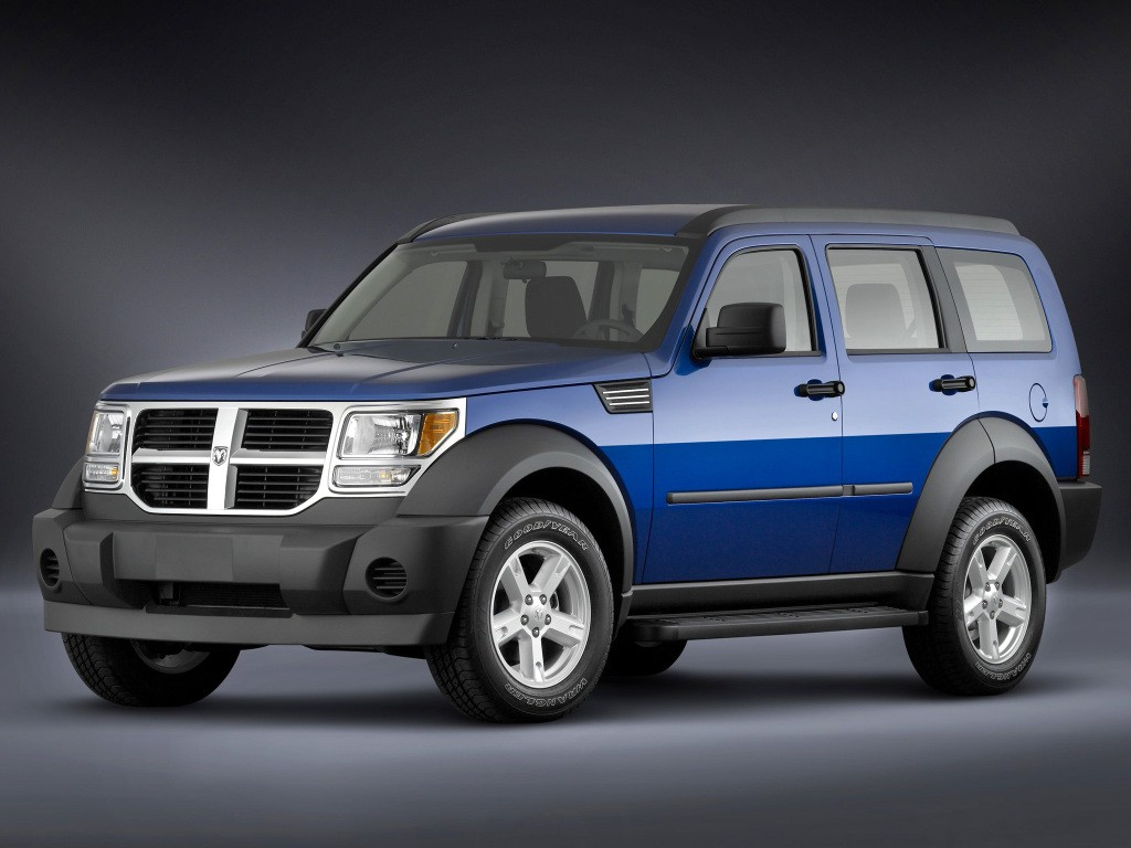 How Much Is A Dodge Demon >> DODGE Nitro specs & photos - 2006, 2007, 2008, 2009, 2010 ...