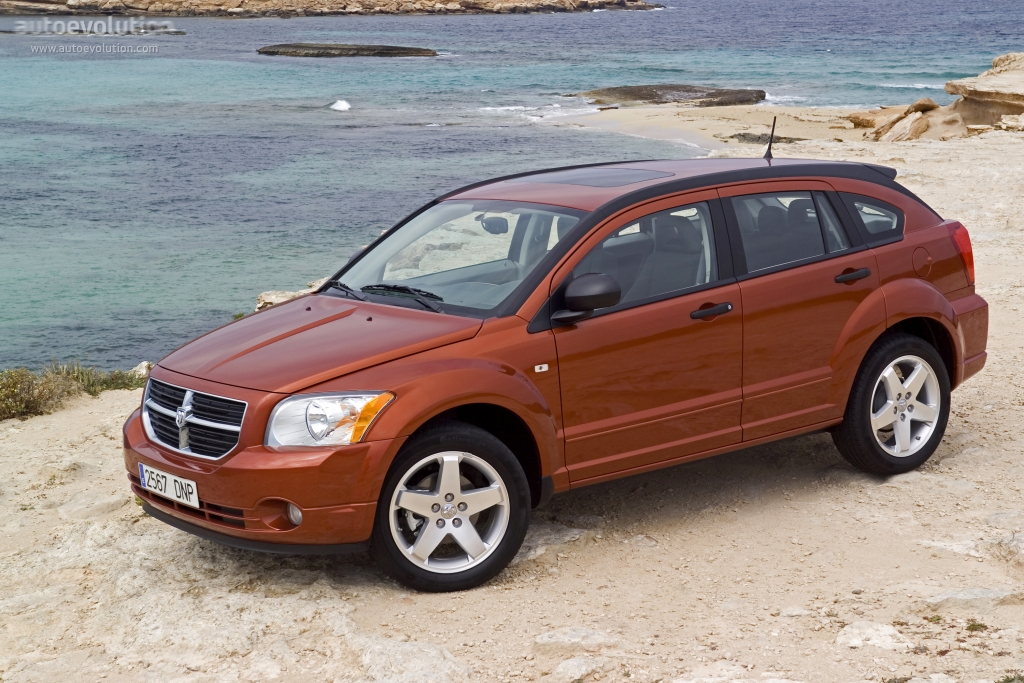 dodge calibre 2007 reviews