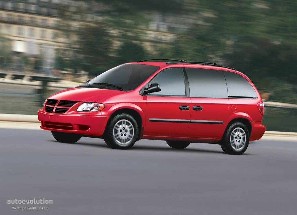 Dodge Caravan 2000 2001 2002 2003 2004 2005 2006