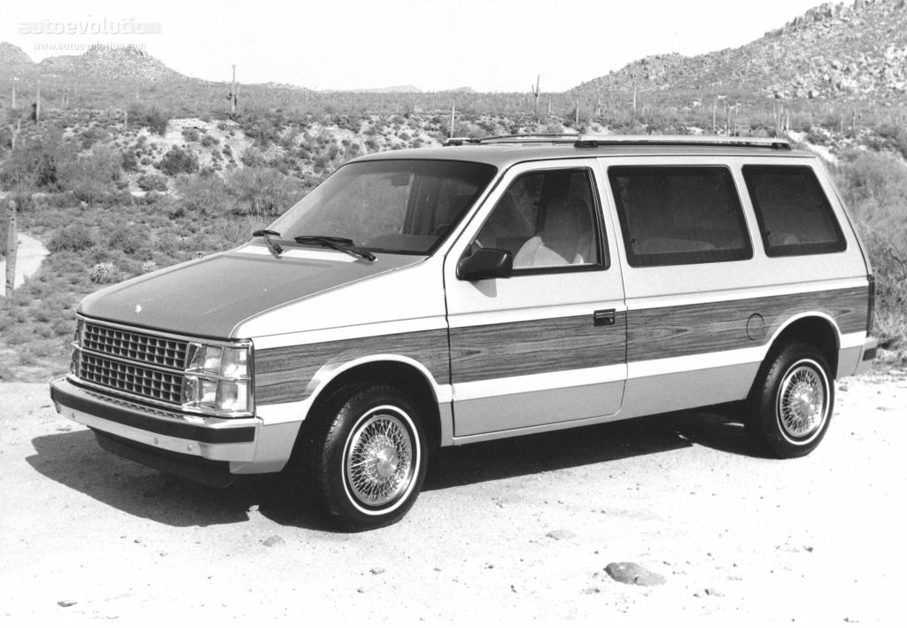 Dodge Caravan Specs 1983 1984 1985 1986 1987 1988
