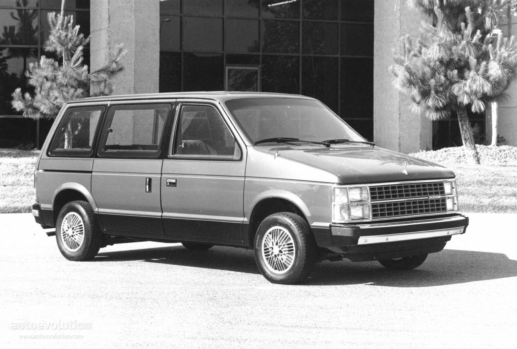 1988 Dodge Grand Caravan >> DODGE Grand Caravan specs - 1987, 1988, 1989, 1990 - autoevolution
