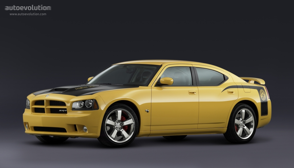 DODGE Charger SRT8 specs & photos - 2006, 2007, 2008, 2009, 2010 ...