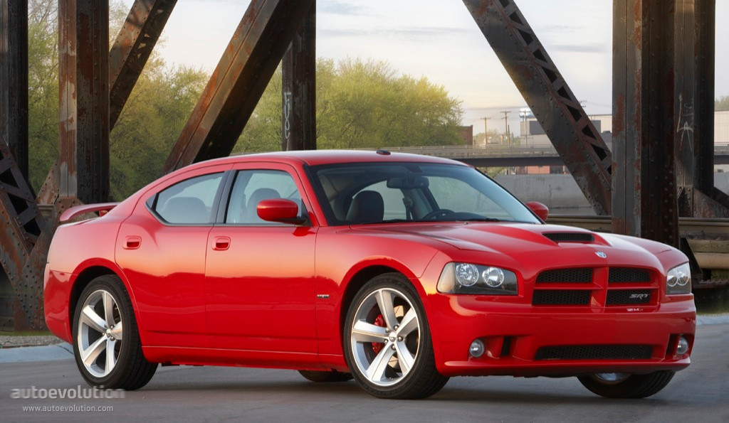 DODGE Charger SRT8 specs - 2006, 2007, 2008, 2009, 2010 - autoevolution