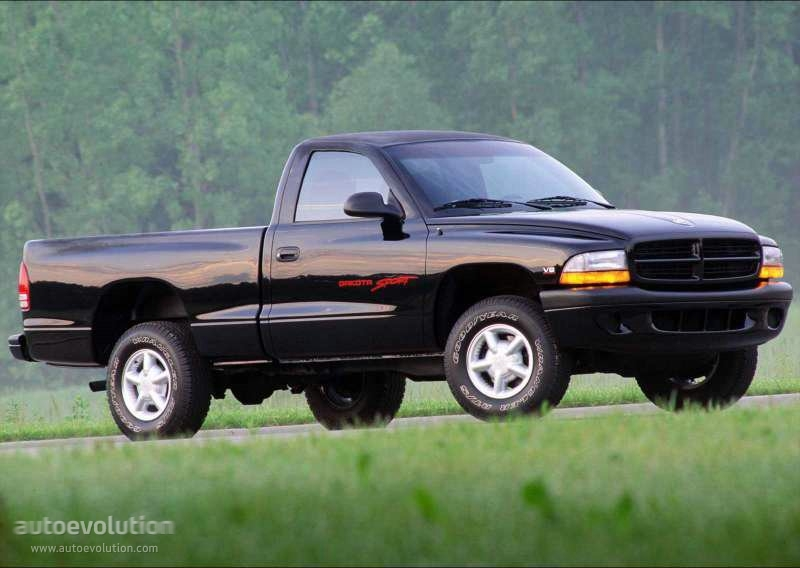Dodgedakota on 1997 Dodge Dakota Engine