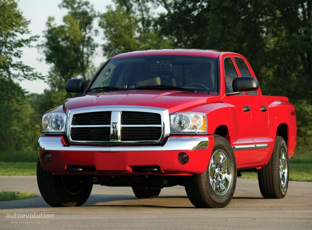 2005 dodge dakota 4.7 specs