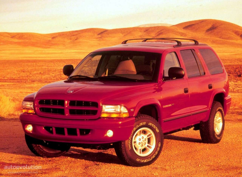 Dodgedurango on 1999 Dodge Ramcharger