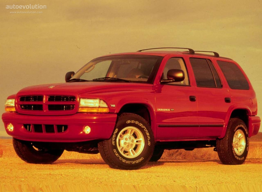 Dodgedurango on 2002 Dodge Durango Motor