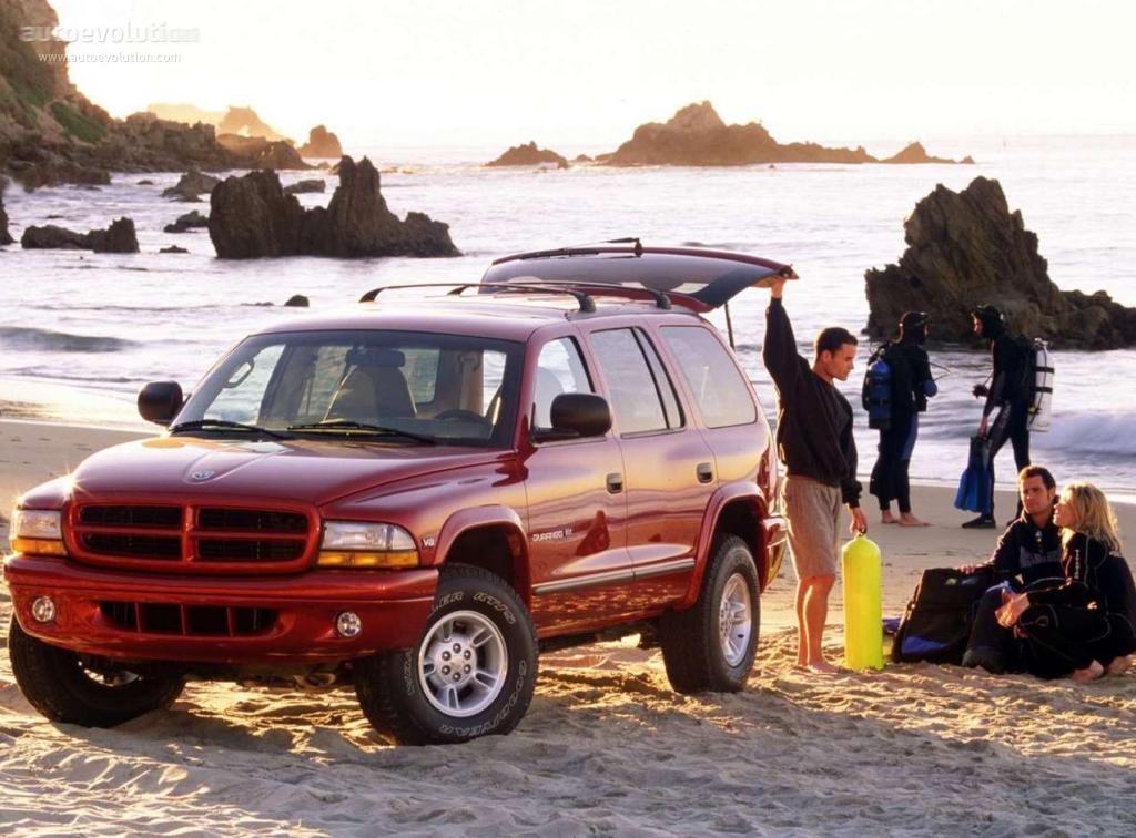 Dodgedurango on Dodge Dakota V8