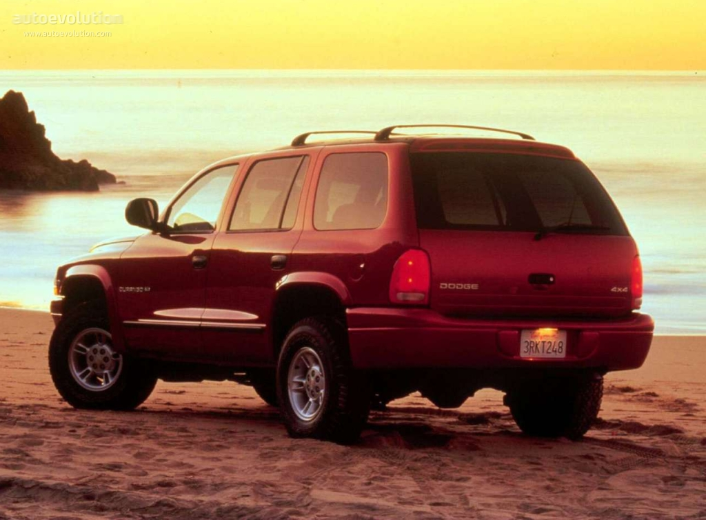 Dodgedurango on 2002 Dodge Dakota Suv