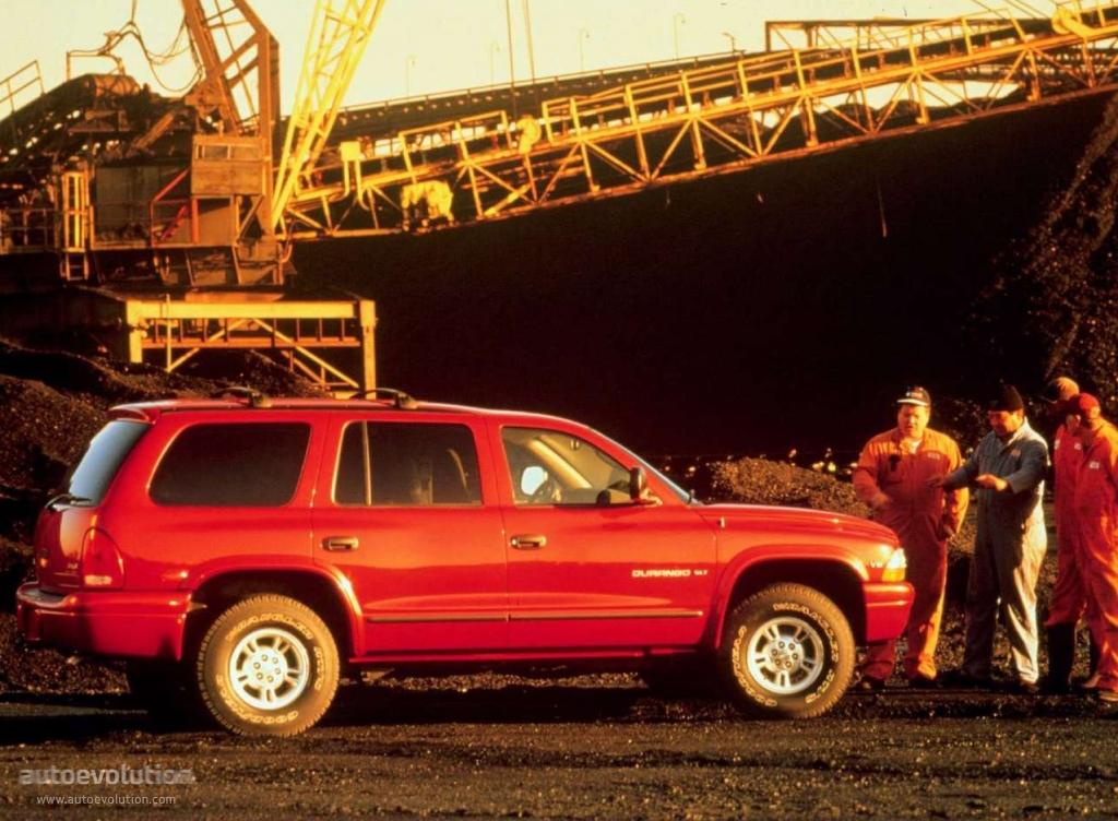 Dodge Durango 1997 1998 1999 2000 2001 2002 2003
