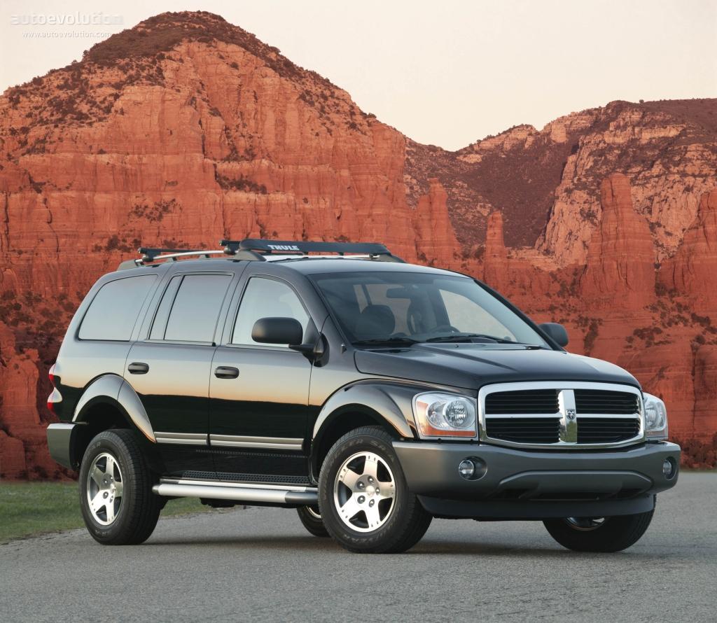 Dodge durango 2004 2009