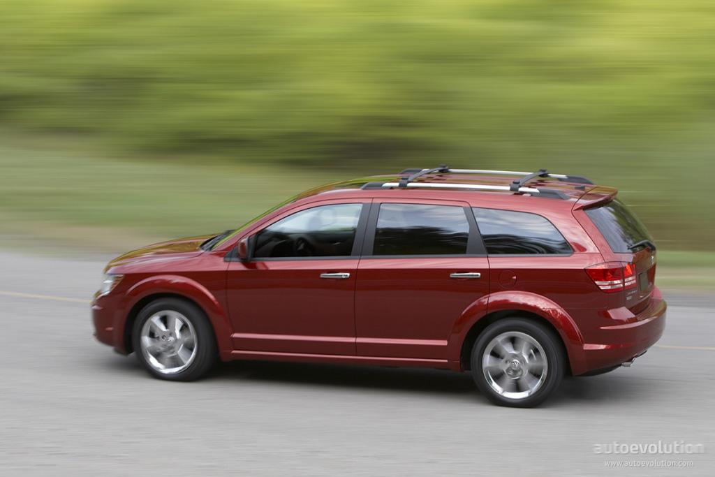 Dodge journey 2008 2009 2010 2011 autoevolution