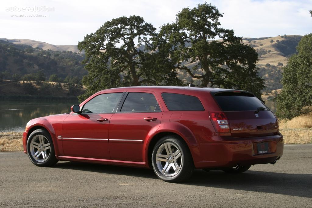 Dodge Magnum 2004 2005 2006 2007 Autoevolution