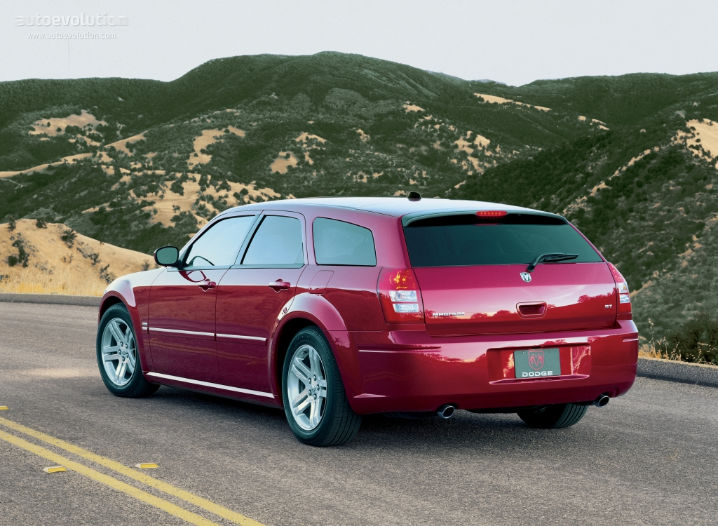 DODGE Magnum specs  2004 2005 2006 2007  autoevolution