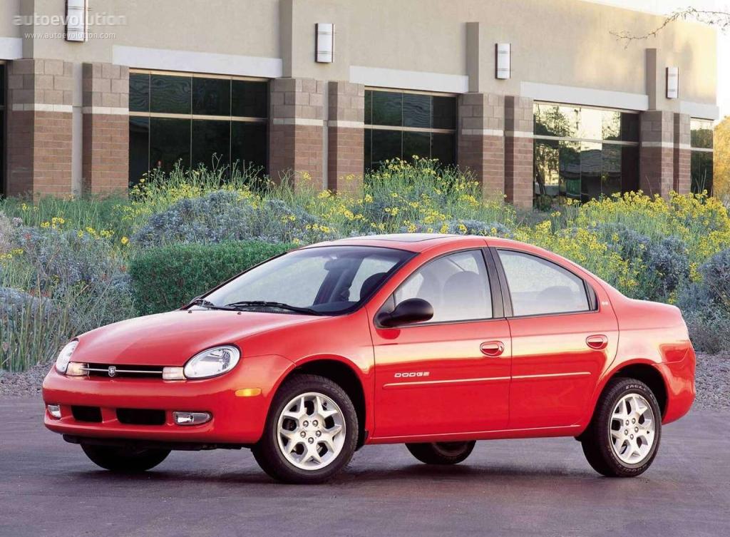 2002 dodge neon tire size