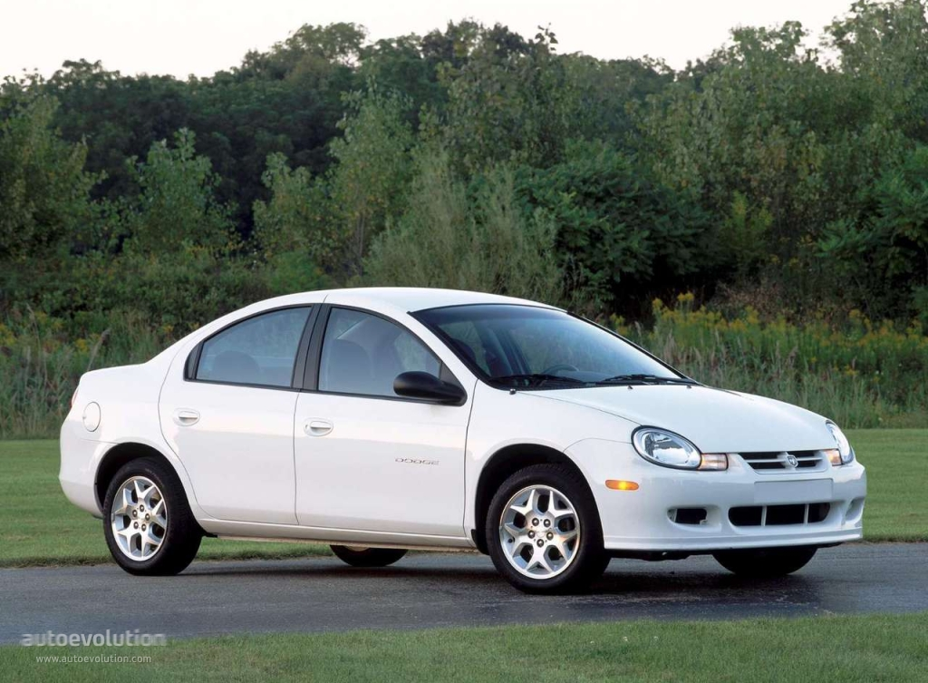 Dodge Neon 1999 2000 2001 2002 Autoevolution