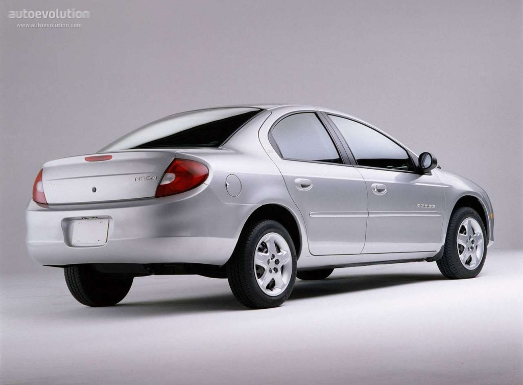 DODGE Neon specs & photos - 1999, 2000, 2001, 2002 ...