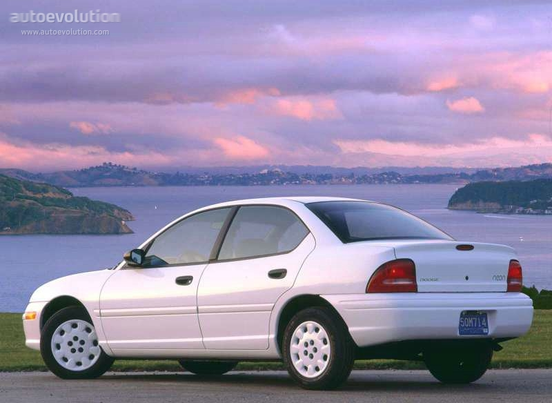 Dodge Neon 1994 1995 1996 1997 1998 Autoevolution