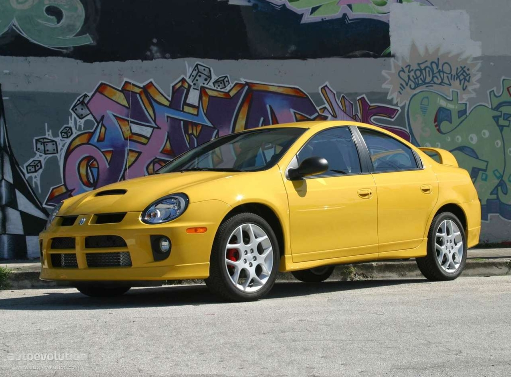 Dodge neon srt 4 hp