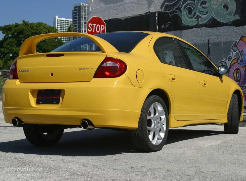 DODGE Neon SRT-4 - 2003, 2004, 2005 - autoevolution