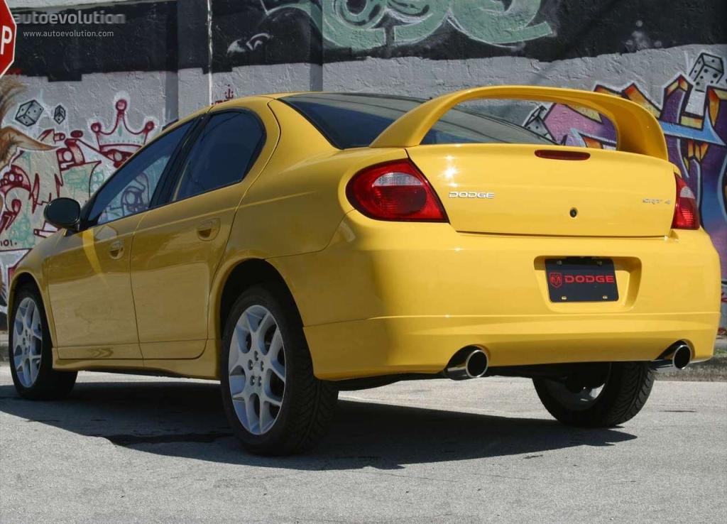 Dodge Neon Srt 4 Specs 2003 2004 2005 Autoevolution