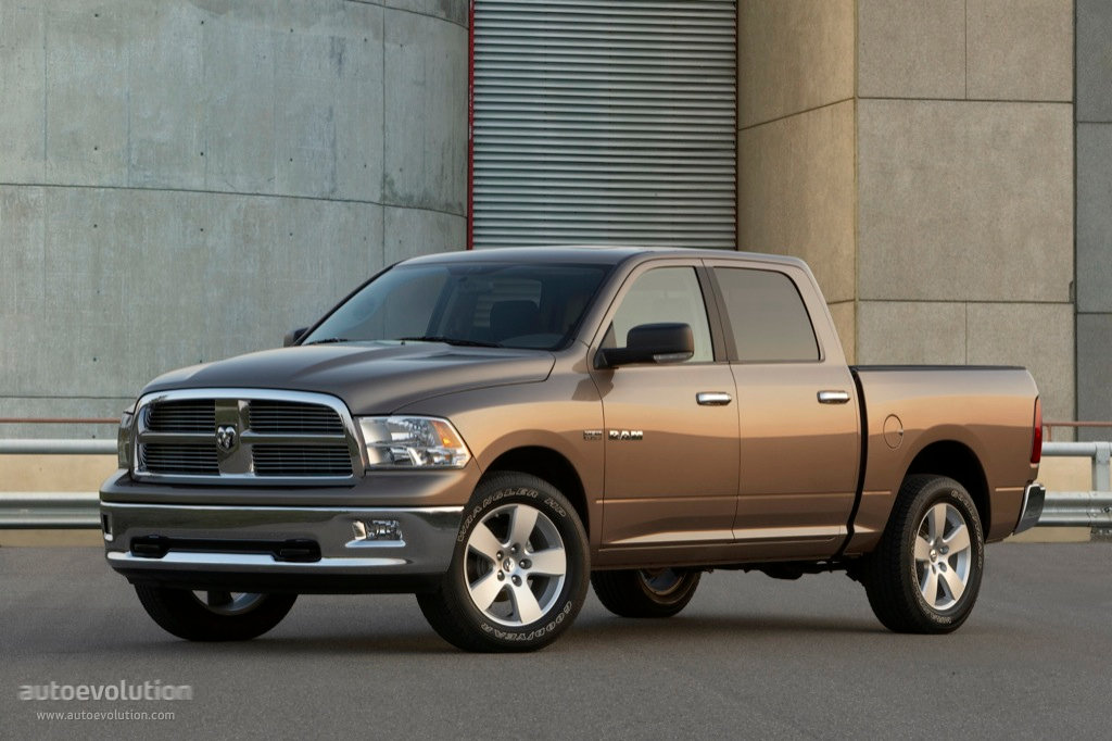 Dodge ram 1500 2009 2010 2011 2012 2013 2014 2015 2016 2017 autoevolution