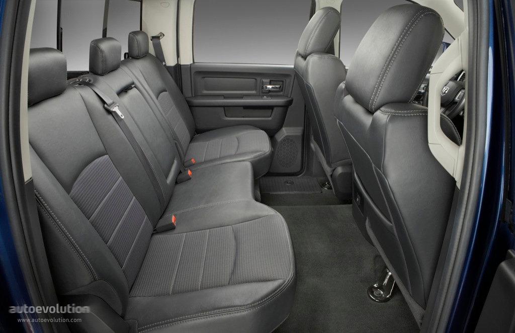 ram 1500 dodge 2009 dakota rear seats seat interior 2500 pickup chrysler 2008 hemi cars pinion nut autoevolution covers recalling