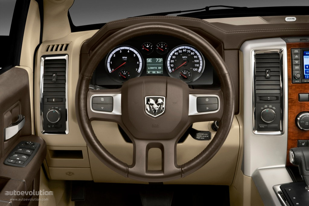 DODGE Ram 1500 specs & photos - 2009, 2010, 2011, 2012 ...
