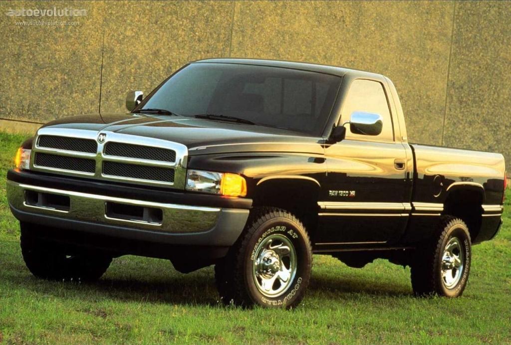 DODGE Ram - 1993, 1994, 1995, 1996, 1997, 1998, 1999, 2000, 2001, 2002 - autoevolution