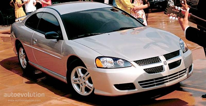 DODGE Stratus Coupe specs - 2001, 2002, 2003, 2004, 2005 ...